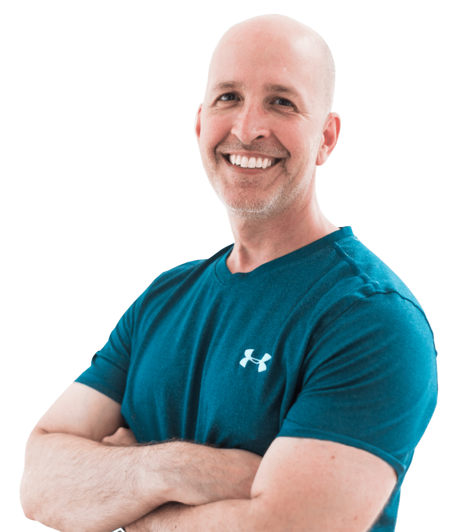 Certified Holistic Health Coach & Personal Trainer - Chris Keseling - CK Health and Fitness